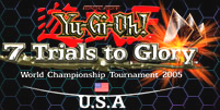 2005 Yu-Gi-Oh World Tournament logo
