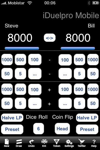 iDuelpro Mobile v3.6 for iPhone