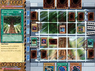 ScreenShot: Yu-Gi-Oh! Power of Chaos: Joey the Passion