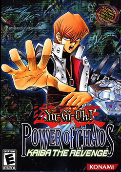 Yu-Gi-Oh! Power of Chaos: Kaiba the Revenge box Image [Click for full size image]