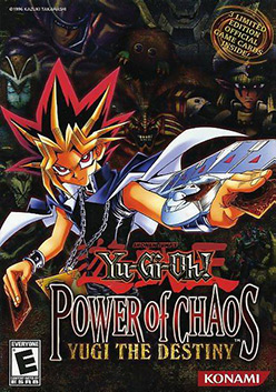 Yu-Gi-Oh! Power of Chaos: Yugi The Destiny box Image [Click for full size image]